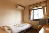 シングルルーム【新館】無料駐車場完備 一泊2食付